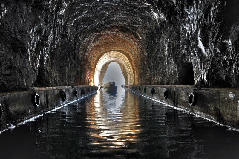 Sailing in Croatia: Exploring Submarine Tunnels in Dalmatia
