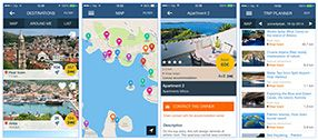 Hvar Travel Mobile App