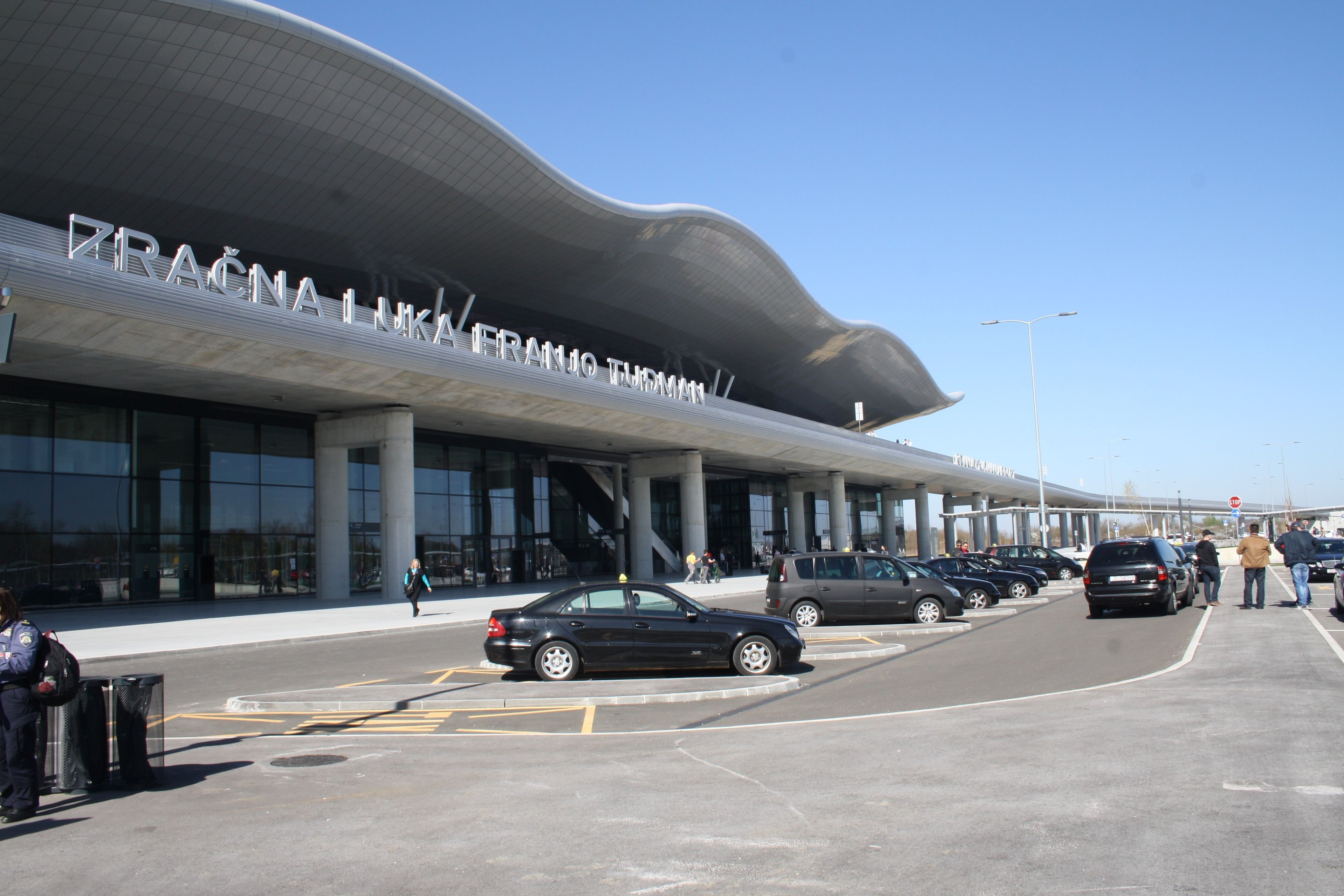 Dubrovnik To Zagreb Road Testing The New Terminals
