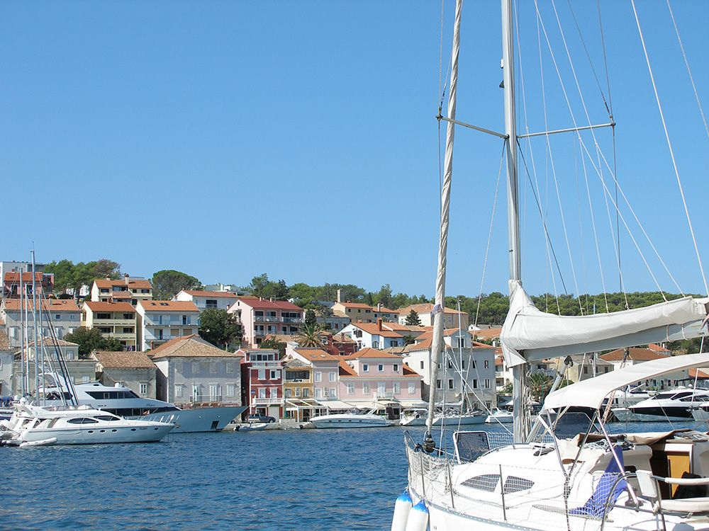 Islands of Kvarner: Lošinj (photos)