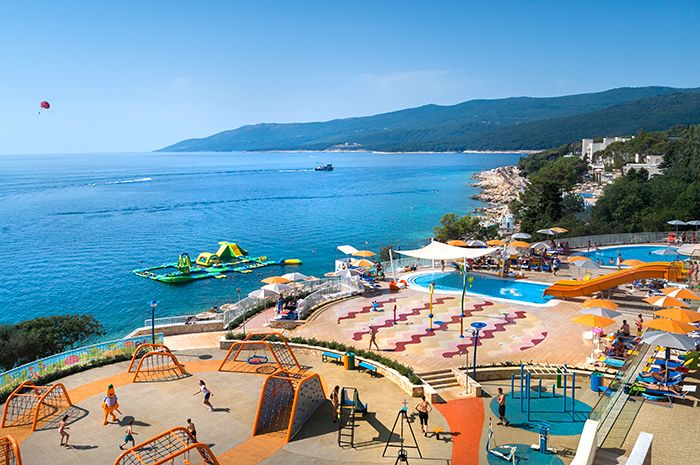 150 New Jobs In Rabac Said Sandi Sinožić Director Of The Destination At Valamar Riviera While Touring Luxurious Family Friendly Hotel