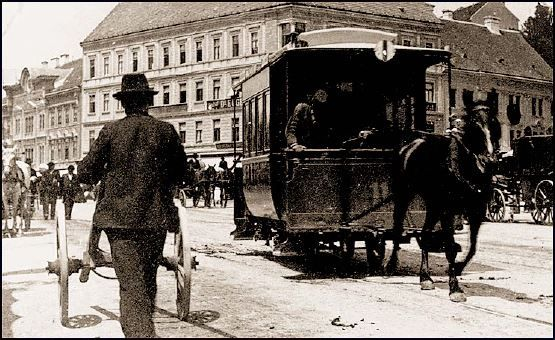 History Of Public Transport In Zagreb Part I