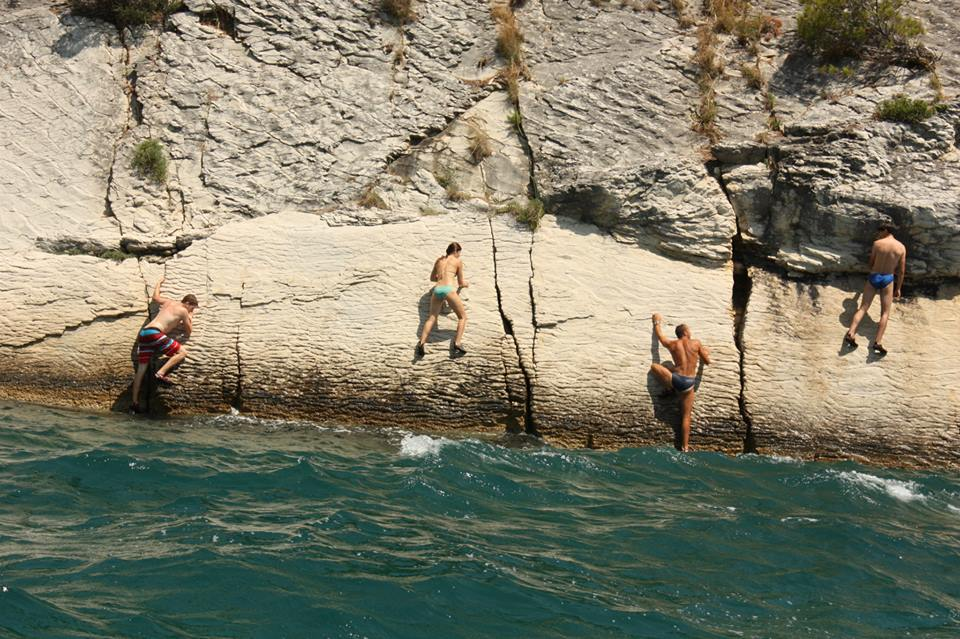 Exciting Adventure Day Trips in Split – Climbing, Kayak and More