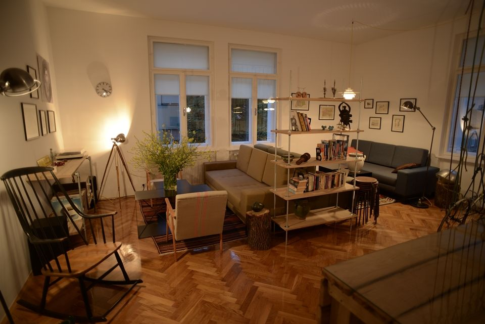 Living Room Zagreb meet the people of zagreb: dubravko primorac, bed & breakfast and