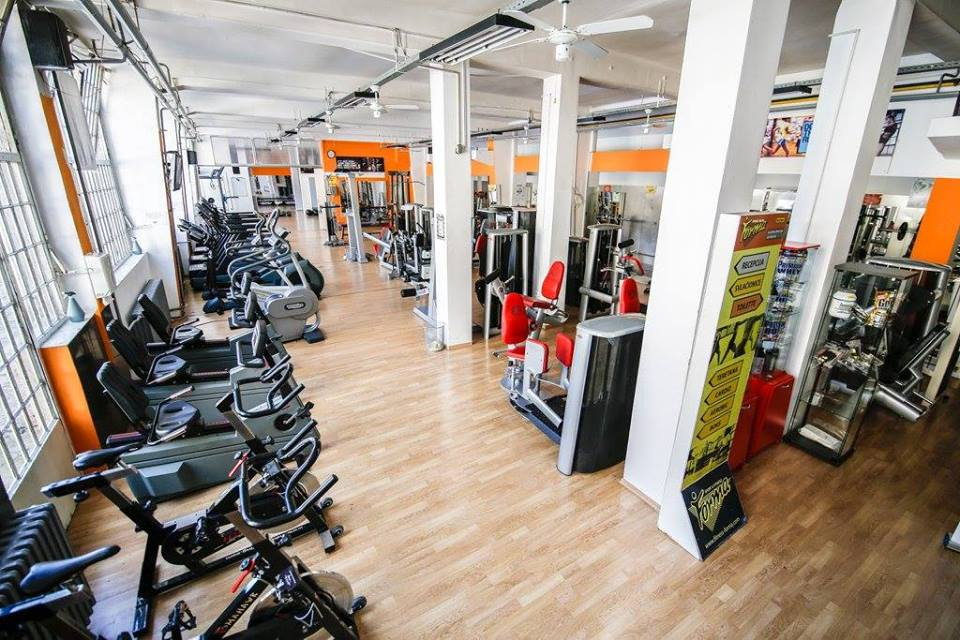 Top 5 Gyms