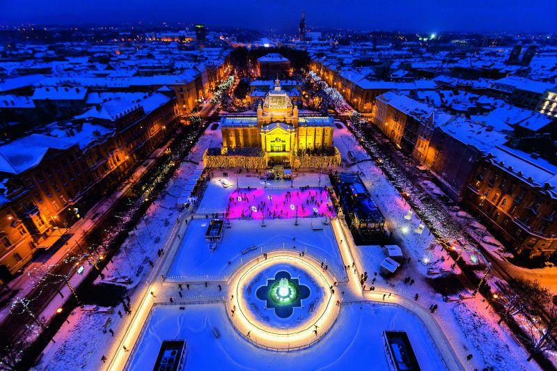 Advent In Zagreb 2017 Your Ultimate Guide To The