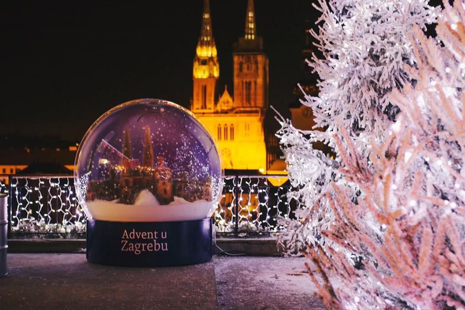 Advent In Zagreb Meet 2016 New Locations In Upper And New
