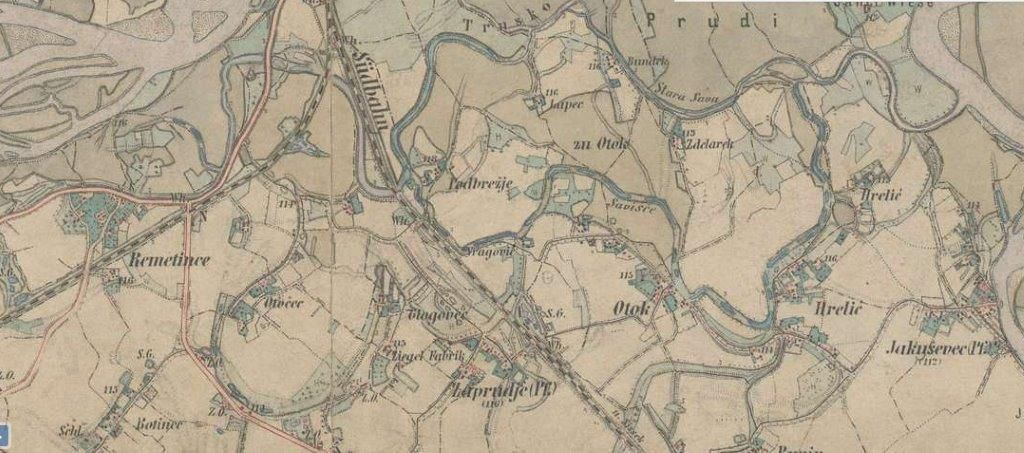 What Did Zagreb Look Like On 18th And 19th Century Maps