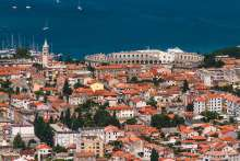Coronavirus Who? Foreign Tourists Continue to Descend on Istria